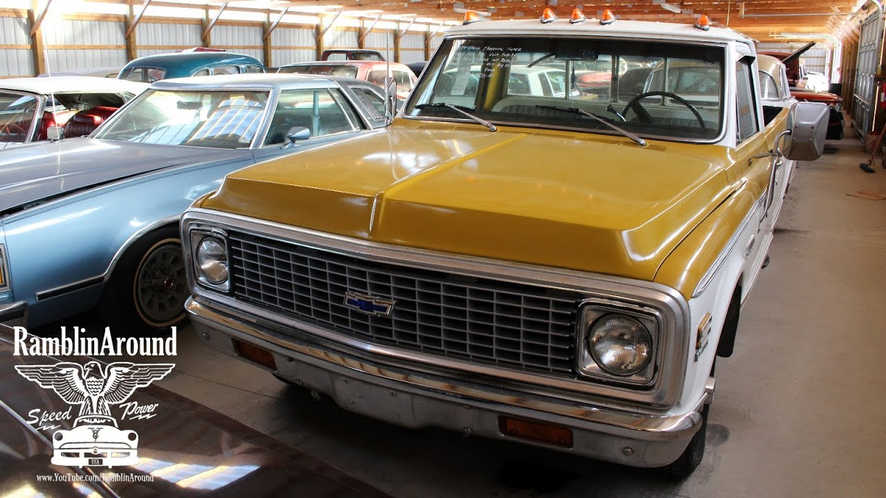 small resolution of 1971 chevy cheyenne pickup 402 big block v8