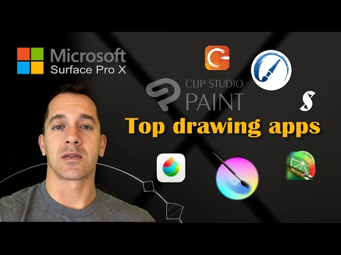 surface-pro-x---4-great-drawing-apps-for-microsoft's-new-windows-10-on-arm-device