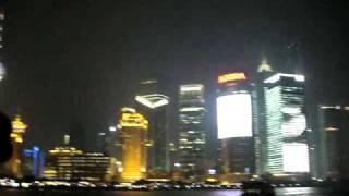 En un barco por shanghai
