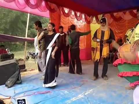 Jhumur song ....rohini ,$ankrail, jhargram ,paschim medinipur, west bengal...singer ..chhabirani