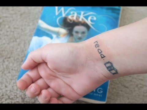 Giving myself another SnP Tattoo! | Single Needle Tattoo Kit | Alyssa Nicole |