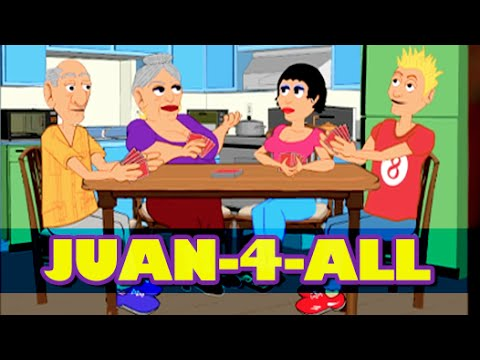 Dysfunctional Latino Family Sitcom - JUAN-4-ALL - Episode 1 CUBANS vs MEXICANS