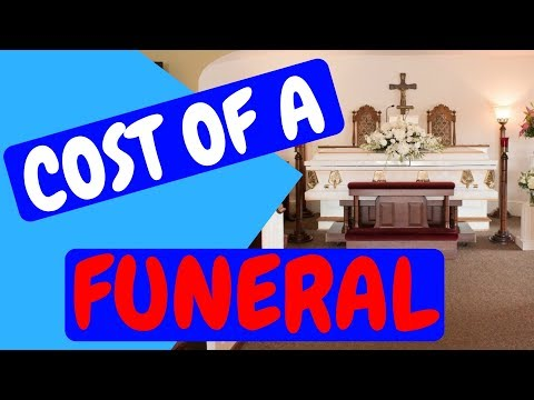 Funeral Costs (Cost Of My Dad's Funeral)