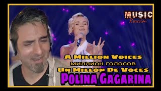Download Polina Gagarina -  A Million Voices. Mp3 and Videos