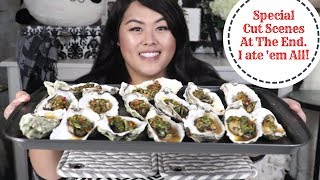 Tassie's Spicy Oysters Mukbang
