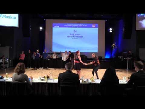 NM i swing og rock'n'roll: folkeswing senior finale slow og fast