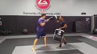 Strike Training at Gracie Barra Alabama | Q6 Fight