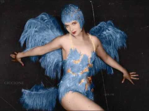 An Tribute To Louise Brooks In Color