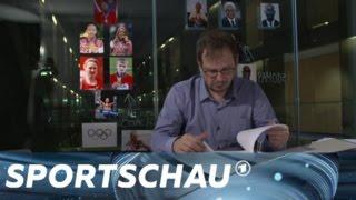 Geheimsache Doping - Die Schutzgeld-Erpresser | Sportschau