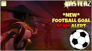 "[Vasterz Plays: Fortnite STW] - ⚠️ ""*NEW* Football Goal scam exposed."""
