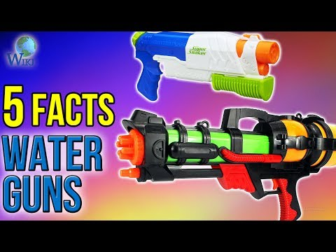 Top 10 Water Guns of 2019 | Video Review