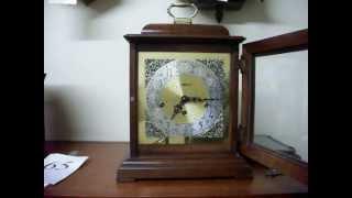 Howard Miller 612-429 Samuel Watson Key Wind Chime Mantel Clock