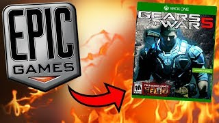 EPIC GAMES REGRESA EN GEARS OF WAR 5!! 😱