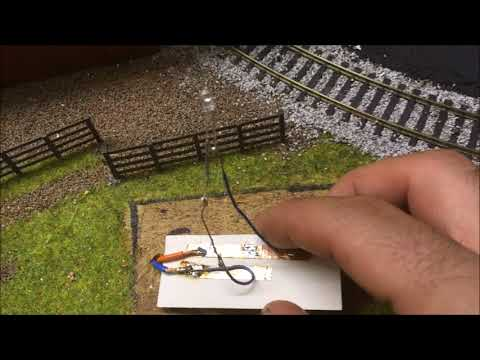 Model railway series # How to wire up an LED
