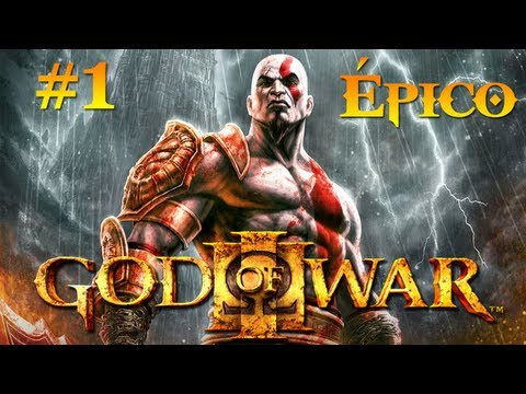 God Of War - God Of War 3 #1 - Épico