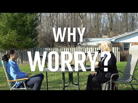 Should You Worry? | Robby and Cindy's Podcast Ep. 31