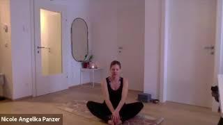 Yoga Einheit - Becken | Bauch | Rücken stärken