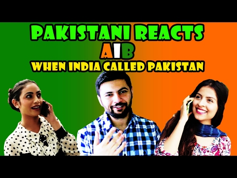 Pakistani Reacts to AIB | When India Spoke to Pakistan