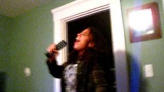 Best Christina Aguilera Impression - FOR CHRISTINA GRIMME