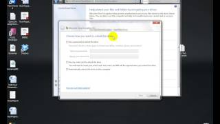 How to work Bit Locker drive Encryption