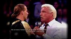Triple H vs Shawn Michaels Armageddon Three Stages of Hell Match Promo (Sub  Español)