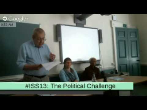 The Political Challenge for the International Trade Union Movement