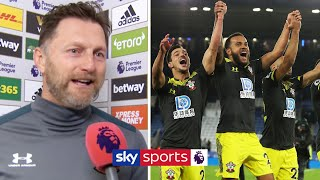 Ralph Hasenhuttl reveals how he used their 9-0 defeat as motivation to beat Leicester