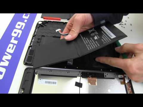 How to Replace Your Barnes & Noble NOOK HD+ BNTV600 Battery