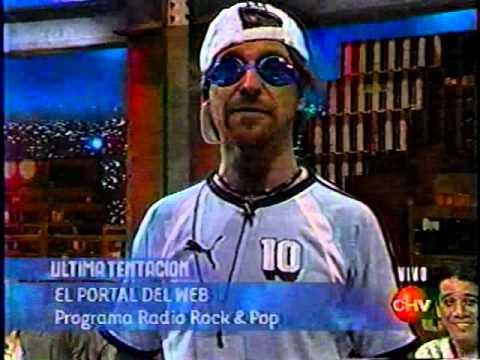 25 webeos del histórico Portal del Web en TV (CHV) - 2004