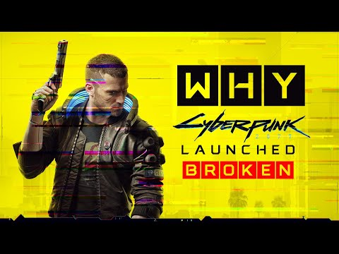 Why CD Projekt Red launched Cyberpunk 2077 broken and buggy, lied to gamers & How I saw this com