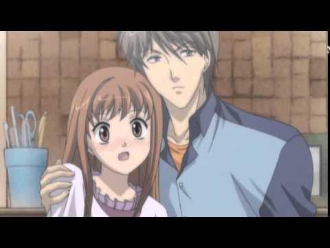 аниме озорной поцелуй онлайн