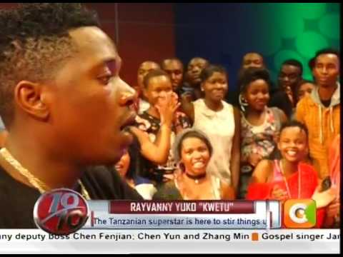 Rayvanny Performing Live #10Over10