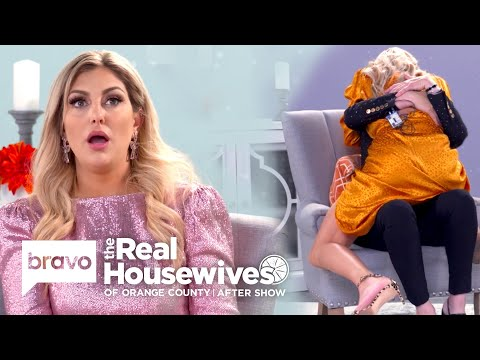 10 Moments From The RHOC Season 14 After Show That Must Be Seen To Be Believed | Bravo