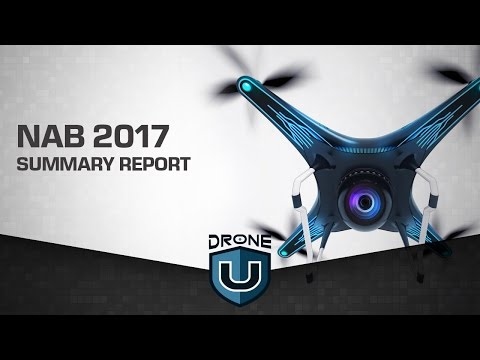 NAB2017 The New Drones, New DJI Gimbal –  Ronin 2, Cedence Remote, and Premium Customer Service