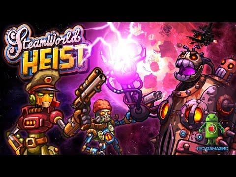 SteamWorld Heist iOS Gameplay HD