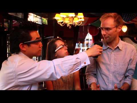 Google Glass UK Explorer first Meetup
