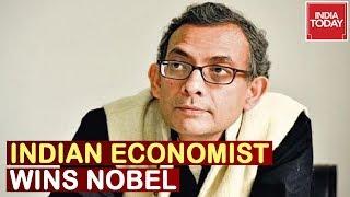 Indian Economist Abhijit Banerjee Wins Nobel Prize For Economic Science