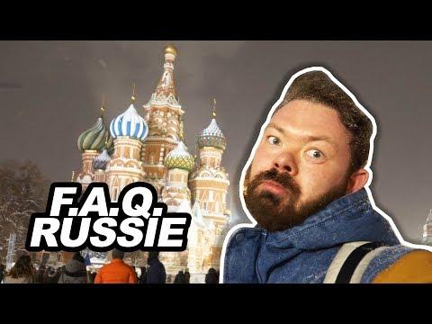 F.A.Q. RUSSIE - Le plus grand McDo du monde à Moscou?