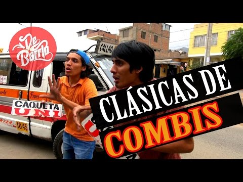 CLÁSICAS DE COMBIS | DeBarrio