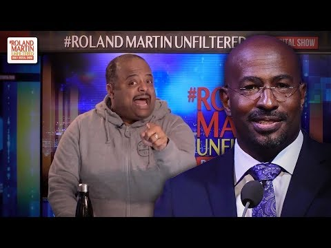 Roland To Van Jones: 'That's A Lie', Conservatives Are Not Leading Criminal Justice Reform Movement