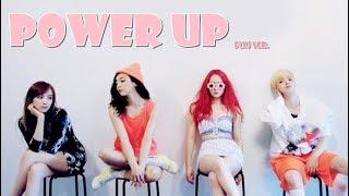 [FMV] 레드벨벳(Red Velvet)-Power Up MV 에프엑스(f(x) ver.
