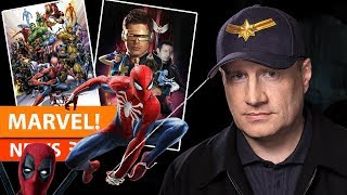 Kevin Feige is Taking Over Everything from Marvel - Avengers & MCU Future