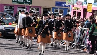 carndonagh easter monday parade 17 april 2017