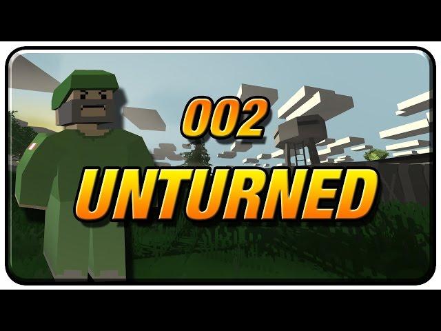 DER BANDAGIST • #002 • Lets Play Unturned
