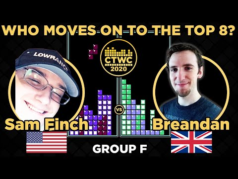 2020 CTWC BEGINS! Group F - FINAL (see description for format)