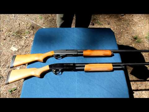 Remington 870  VS  Mossberg 500 - which one is better?