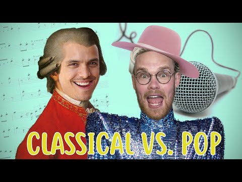 Pop Vs. Classical Music