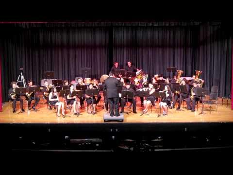 Montego Bay - Beginning Band, Royal Lancer Spring Concert 2010