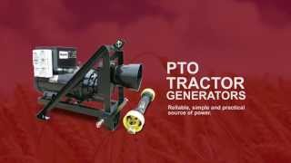 Powerlite - Farming Power Solutions - PTO Generator & Kubota Generators