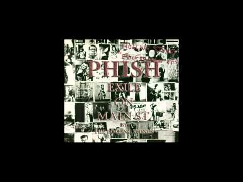 PHISH - I Just Want to See His Face - Exile on Main St. - The Rolling Stones